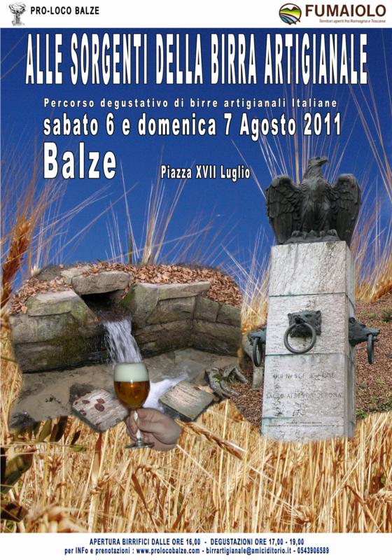 Terza edizione festa della birra artigianale